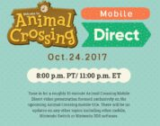 Animal Crossing Mobile Nintendo Direct Arriving Tomorrow