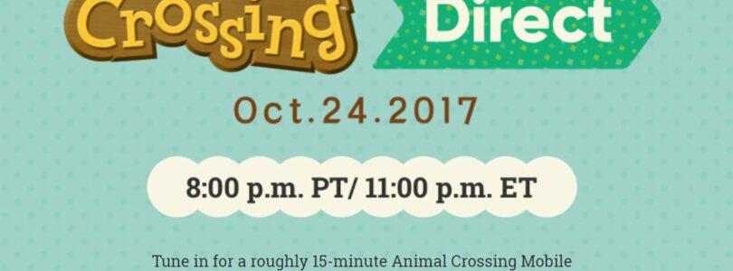 Animal Crossing Mobile Nintendo Direct Arriving Tomorrow
