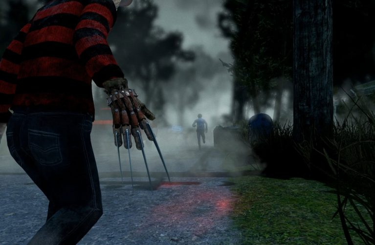 Dead by Daylight Freddy Krueger DLC