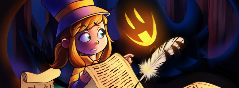 Hat in Time Featured Art Snatcher