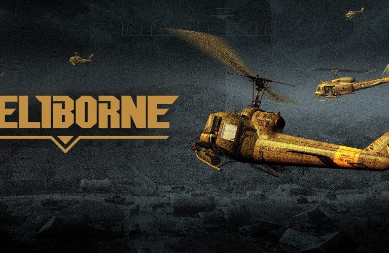 Heliborne Poster