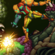 Metroid 2 podcast featured art by Sabre