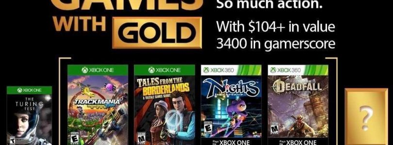 November 2017's Games with Gold Offer Disappoints