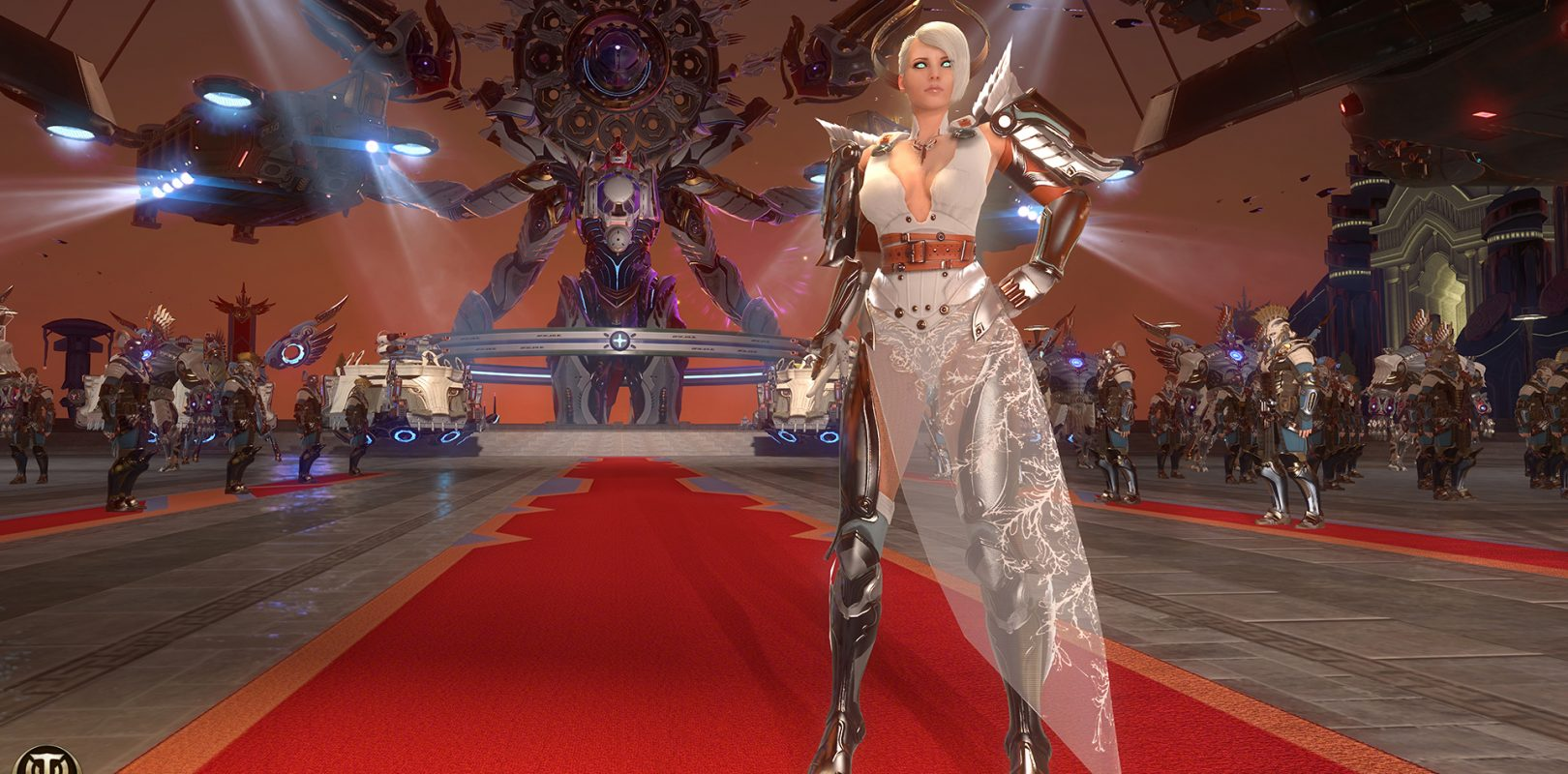Skyforge Makes the Jump to Xbox One | Marooners' Rock