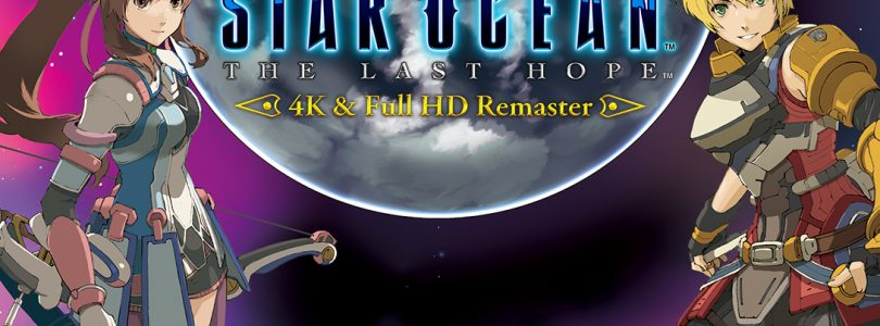 Star Ocean The Last Hope Remaster Logo