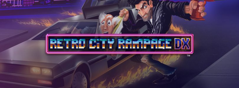 Retail Release Announced For Retro City Rampage DX On Nintendo Switch
