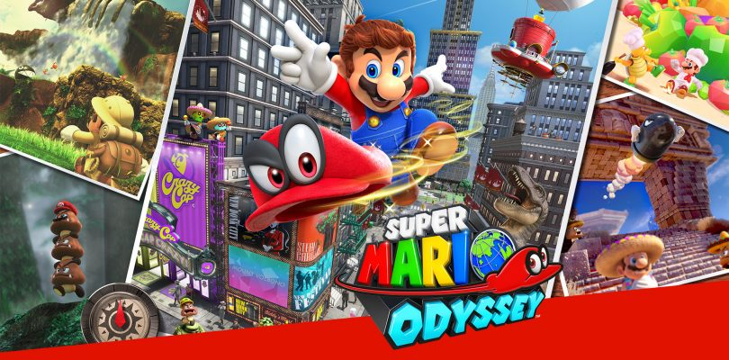 Super Mario Odyssey PAX West 2017 Hands-On Preview