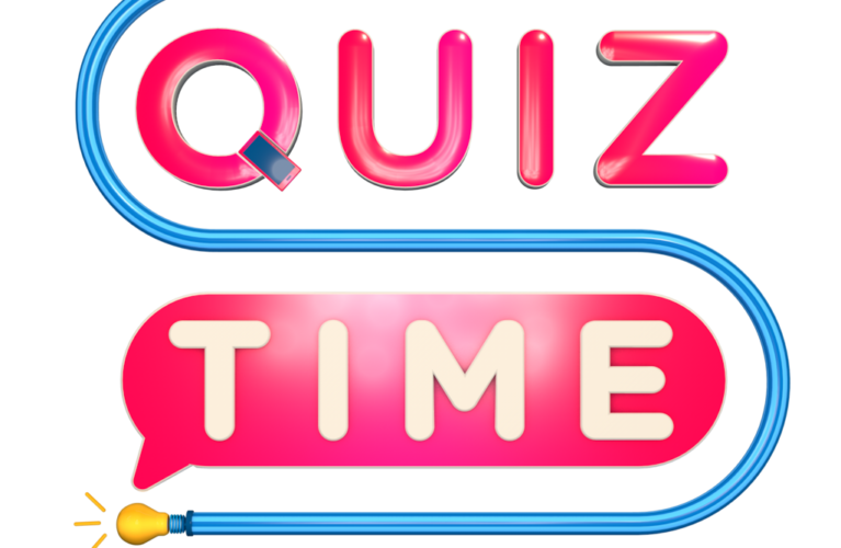 It's Quiz Time Logo