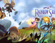 Rainbow Skies Cover Art