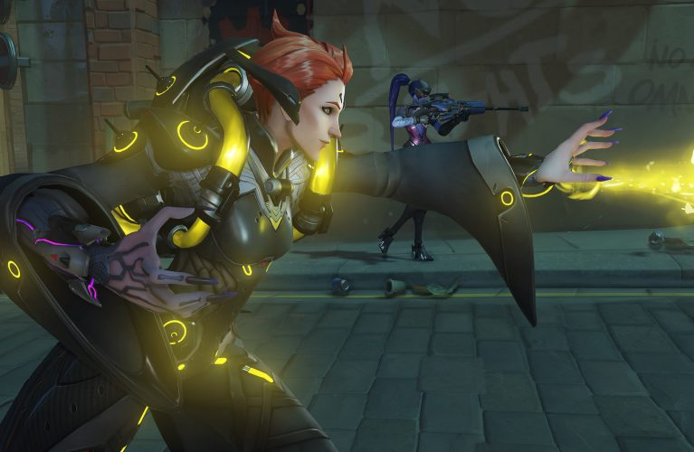 moira new overwatch hero