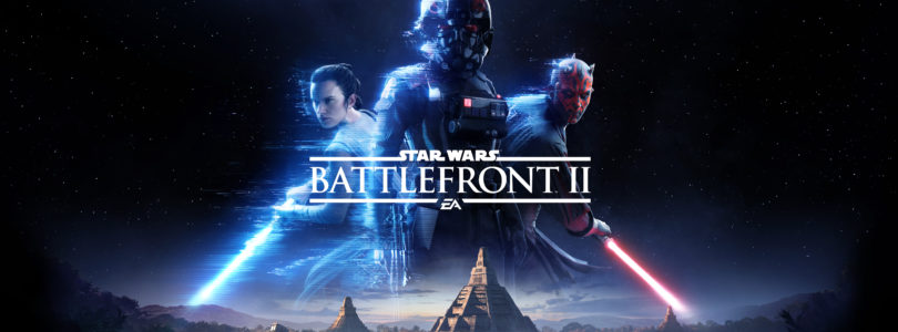 Star Wars Battlefront II Key Art SWBFII