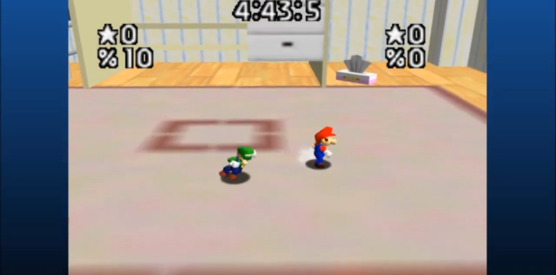 Super Smash Bros 3D screensho