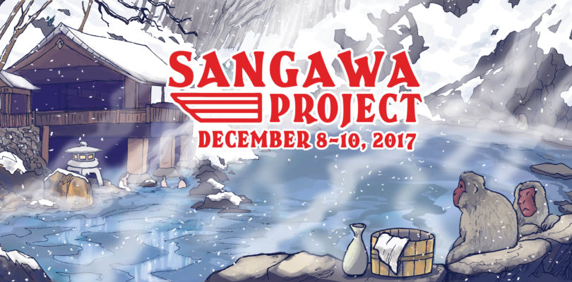 Sangawa Project 2017: A Hockey Filled Nightmare