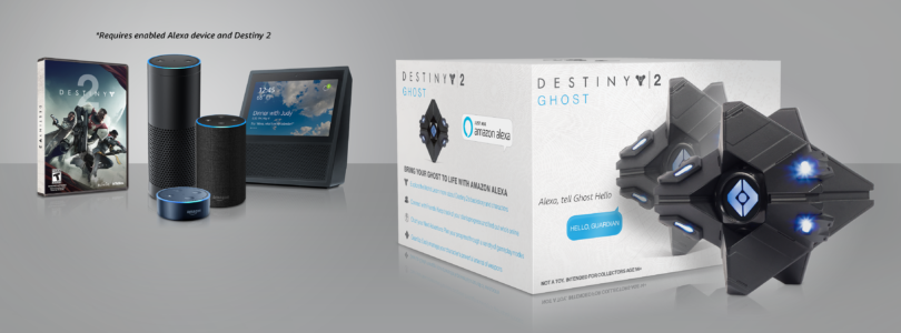 Destiny 2's Ghost Partners with Alexa