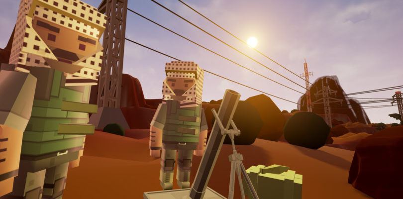 'Out of Ammo' Coming to PSVR on January 30th