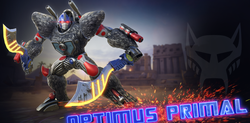 New Character Released in Transformers: Forged to Fight, Optimus Primal
