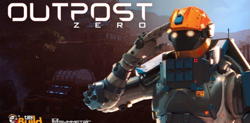 tinyBuild Games Announces New Multiplayer Survival FPS Title, 'Outpost Zero'