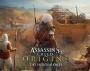 Launch Trailer For Assassin's Creed: Origins DLC The Hidden Ones
