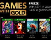 Games with Gold Titles for March 2018 Announced