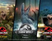 Jurassic World Comes to Pinball FX3 Players