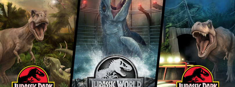 Jurassic World Comes to Pinball FX3 Players