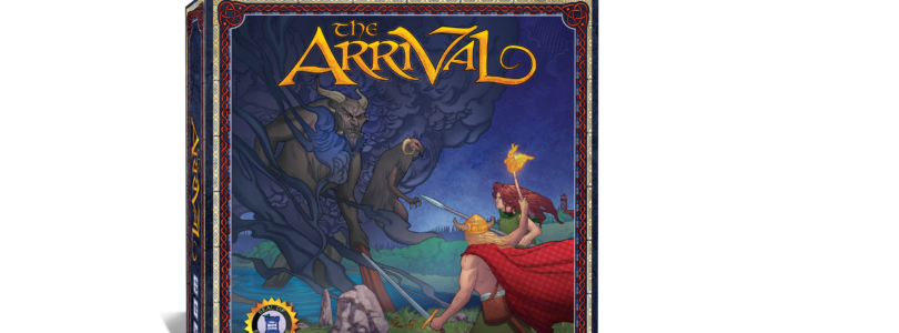 Cryptozoic Entertainment Announces Release Date for Expanded Version of 'The Arrival'