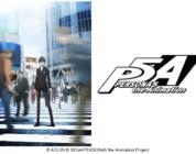 Persona5 the Animation Key Art