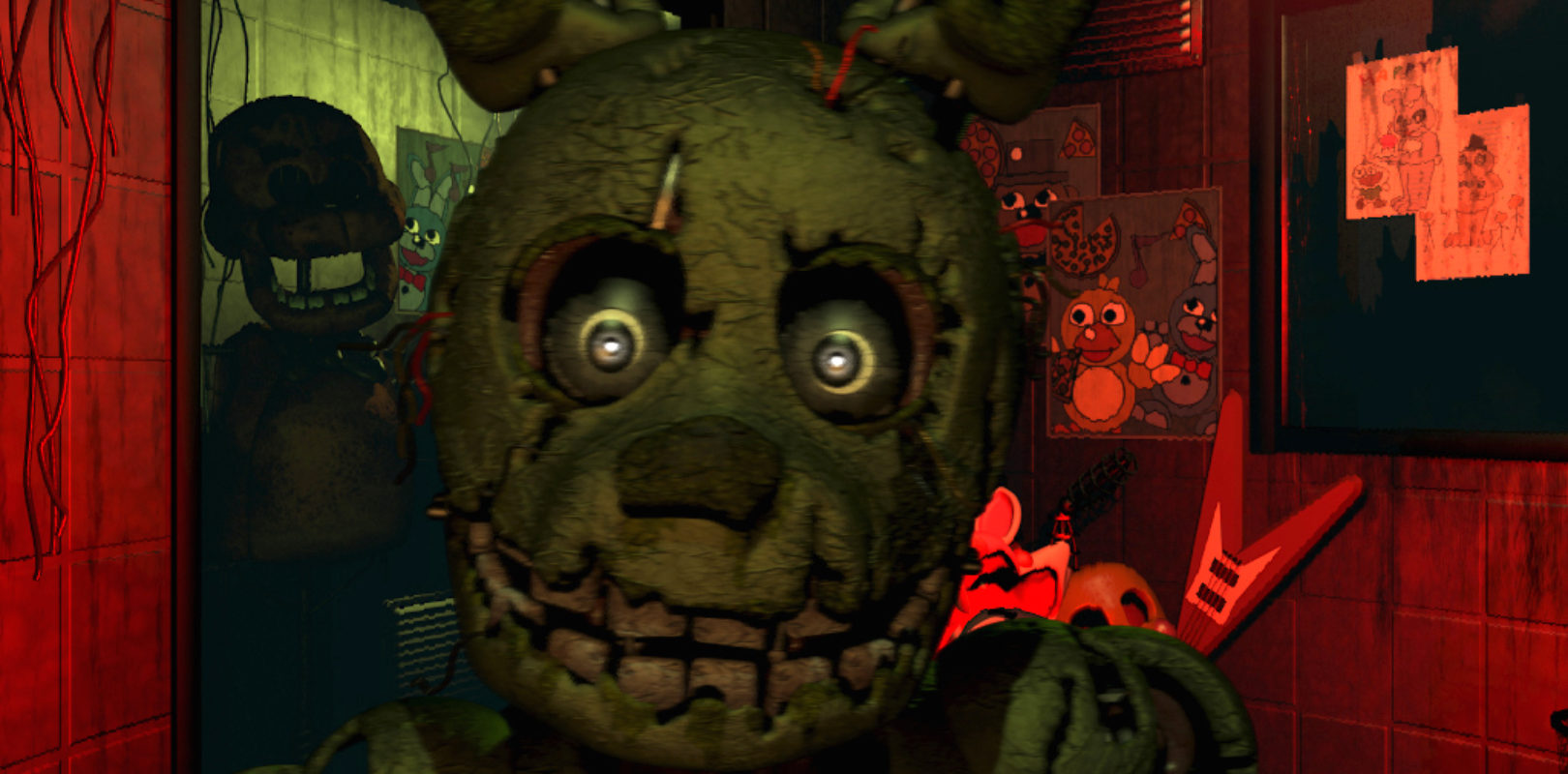 Five Nights at Freddy's PSVR Game Rated by ESRB | Marooners