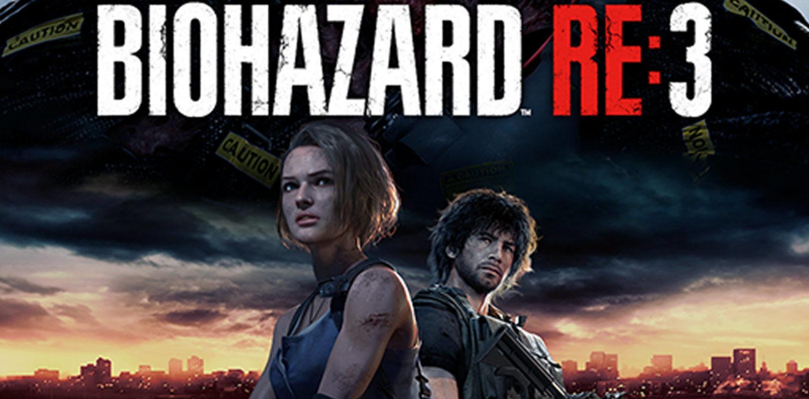 Resident Evil 3 Trailer Depicts Heroes Nemesis Marooners